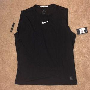 Nike Pro Slim Fit Workout Tank Top